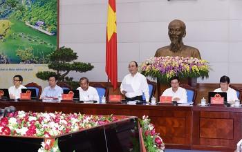 thu tuong phan cong soan thao 18 luat phap lenh nghi quyet