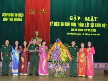 Hoạt động kỷ niệm Ngày phụ nữ Việt Nam 20.10