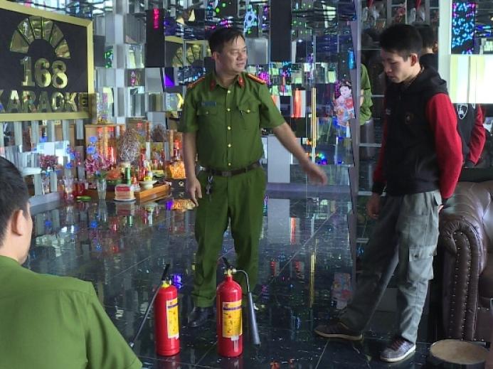 tang cuong kiem tra cong tac phong chay chua chay tai cac co so kinh doanh karaoke
