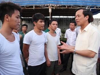 Tin mới nhất về vụ người cai nghiện gây rối ở Đồng Nai