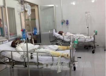 Các nạn nhân vụ cháy tại TP Hồ Chí Minh đang nguy kịch