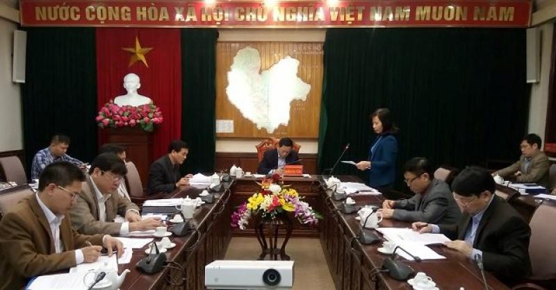 Thống nhất phương án giải quyết vướng mắc đối với Trạm phát sóng của Đài PT-TH Thái Nguyên