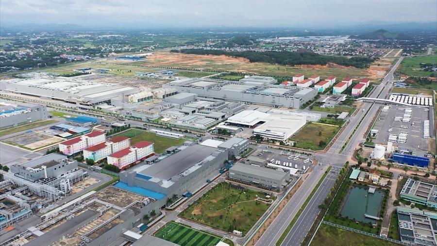 Phú Bình với mục tiêu trở thành thị xã đến năm 2025