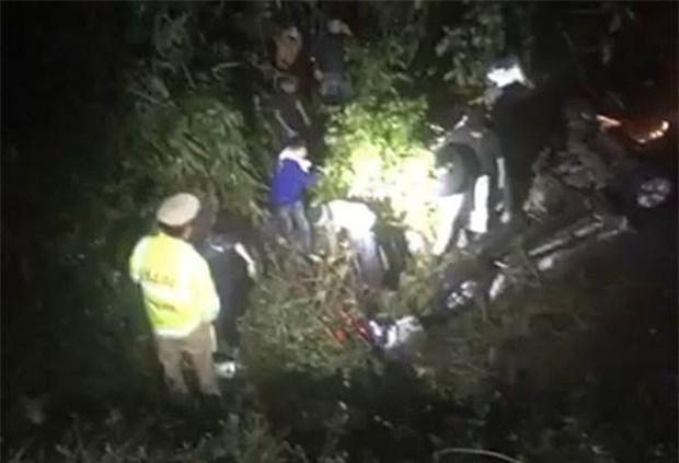 Quảng Ninh: Tai nạn giao thông nghiêm trọng khiến 6 người thương vong