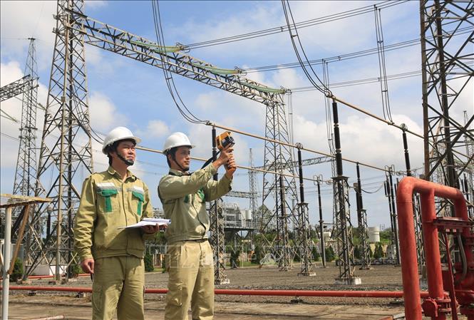 Đến năm 2022, EVN sẽ số hóa 100% thiết bị lưới điện truyền tải