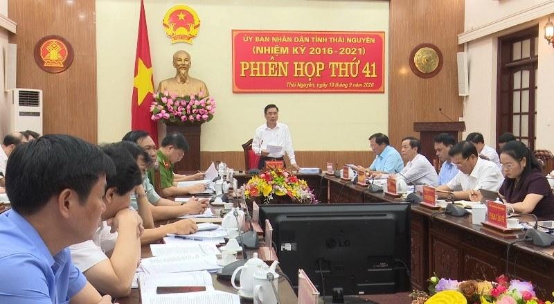 Thái Nguyên: Thực hiện 3 nhiệm vụ trọng tâm trong tháng 10