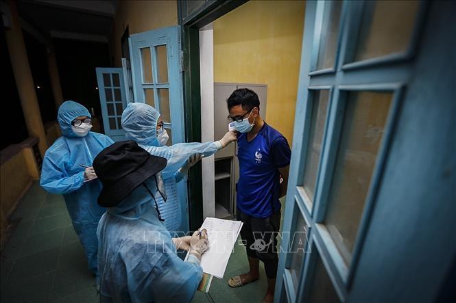 Sáng 14/9, đã 12 ngày Việt Nam không có ca lây nhiễm COVID-19 trong cộng đồng