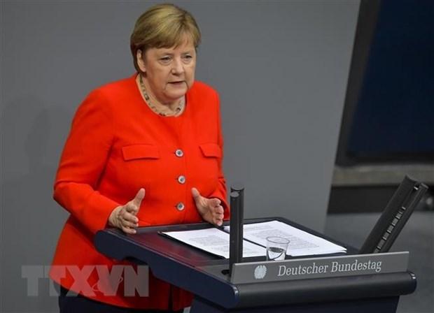 Đức: CDU dẫn đầu cuộc bầu cử nghị viện bang Nordrhein-Westfalen