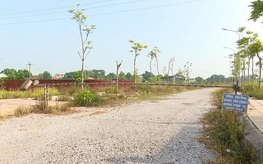 Nhiều vướng mắc tại các dự án khu dân cư, khu đô thị