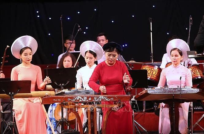 Cuộc thi Độc tấu và Hòa tấu nhạc cụ dân tộc toàn quốc 2020