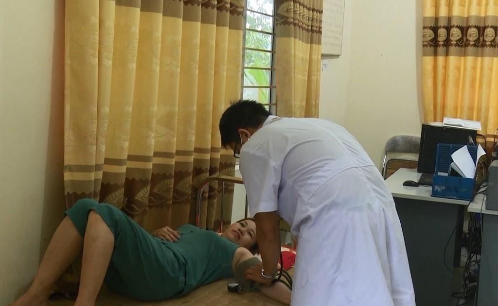 120 Trạm Y tế xã quản lý bệnh tăng huyết áp