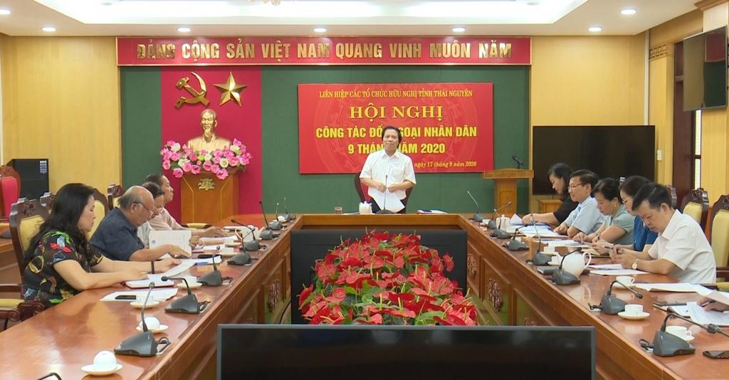 Công tác đối ngoại nhân dân đóng góp vào sự phát triển chung của toàn tỉnh