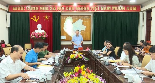 Tích cực chuẩn bị tổ chức Đại hội thi đua yêu nước tỉnh Thái Nguyên lần thứ V