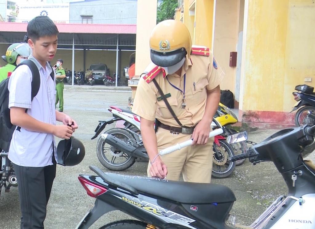 Tăng cường đảm bảo an toàn giao thông trên địa bàn thành phố Thái Nguyên