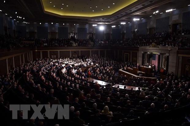 Mỹ: Phe Dân chủ giới thiệu dự luật tránh nguy cơ chính phủ đóng cửa