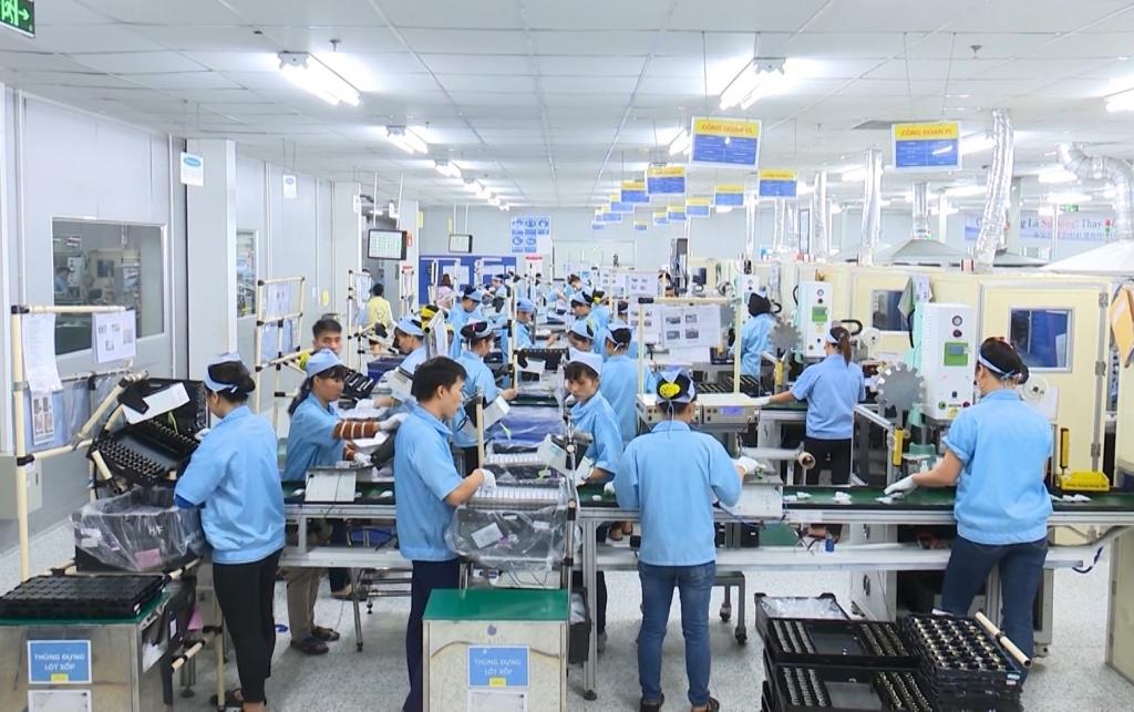 Thái Nguyên: Thu ngân sách tăng gấp 2,1 lần so với năm 2015