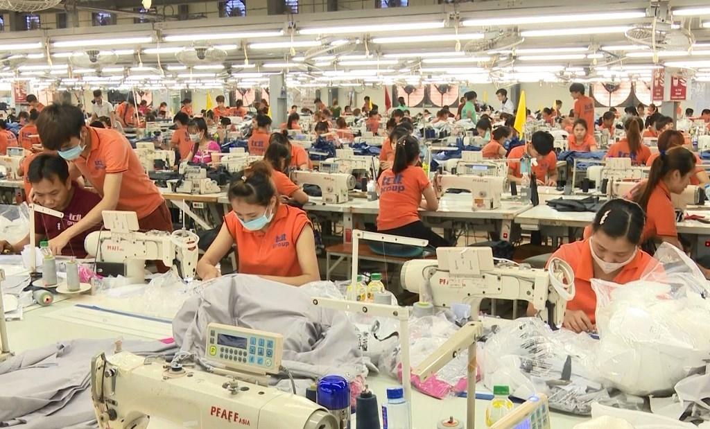 Thái Nguyên đứng thứ 4 về giá trị sản xuất công nghiệp của cả nước