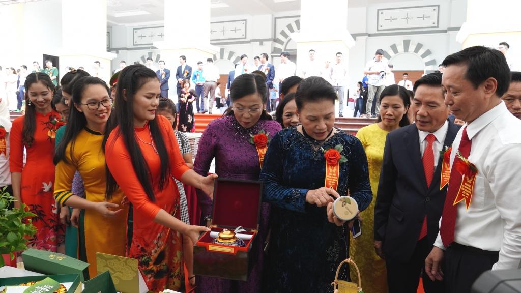 [Photo] Hình ảnh Đại hội Thi đua yêu nước tỉnh Thái Nguyên lần thứ V, giai đoạn 2020 - 2025