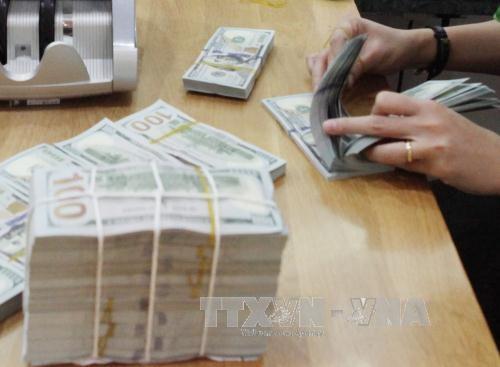 Tỷ giá trung tâm sáng 30/9 giảm 5 đồng