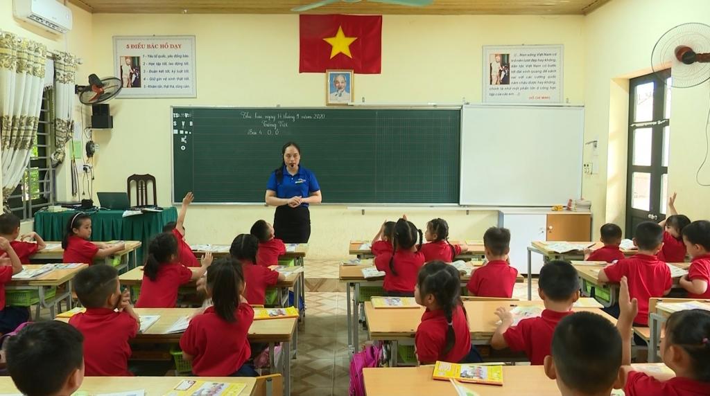 Chuẩn bị các điều kiện cho chương trình giáo dục phổ thông mới