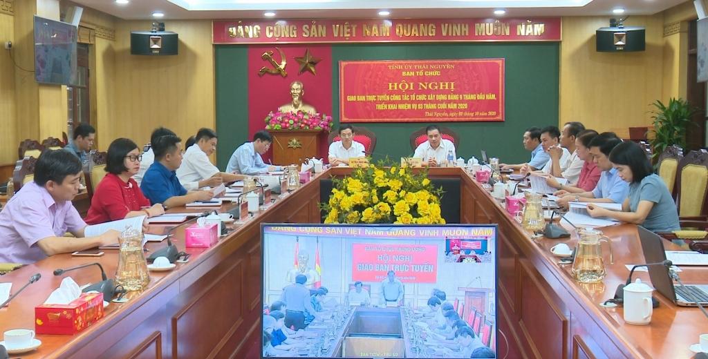 Chuẩn bị tốt Đại hội XIII của Đảng gắn với bầu cử ĐBQH, HĐND các cấp