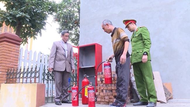 Phát huy vai trò của cấp ủy Đảng trong công tác phòng cháy, chữa cháy