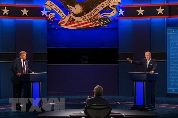 Mỹ: Nhà Trắng ủng hộ 2 ứng viên tranh luận theo hình thức trực tuyến