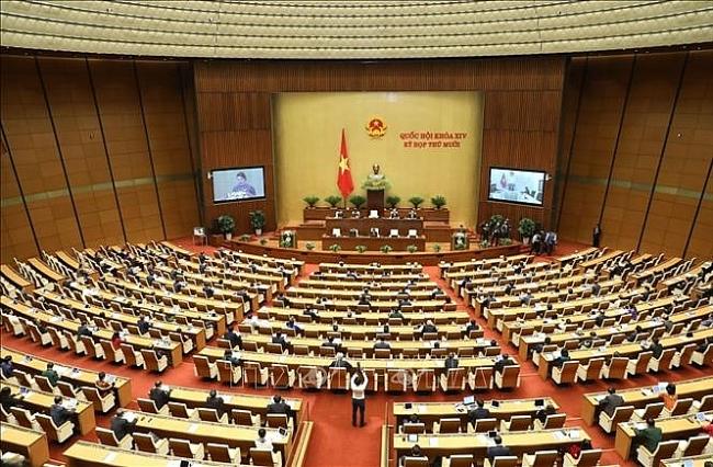 Ngày 21/10, Quốc hội thảo luận dự thảo Luật Cư trú (sửa đổi) và Luật Biên phòng Việt Nam