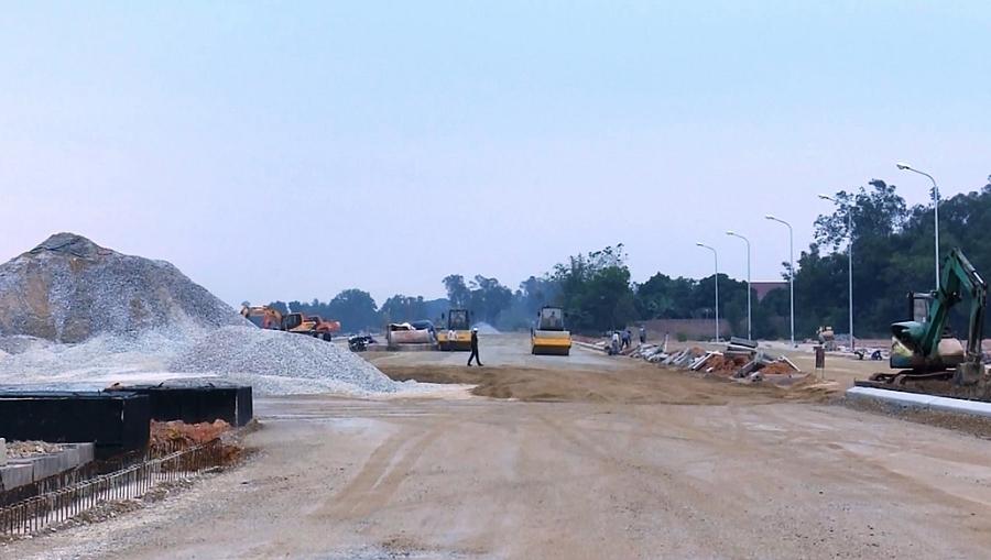 Thái Nguyên: Trên 1.200 tỷ đồng xây dựng giao thông