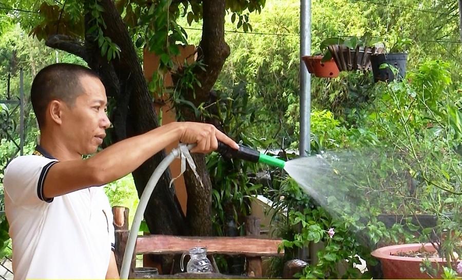 Nâng cao tỷ lệ người dân sử dụng nước sinh hoạt hợp vệ sinh