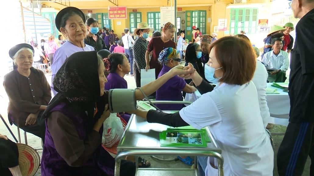 Tăng cường chăm sóc sức khỏe ban đầu cho người cao tuổi