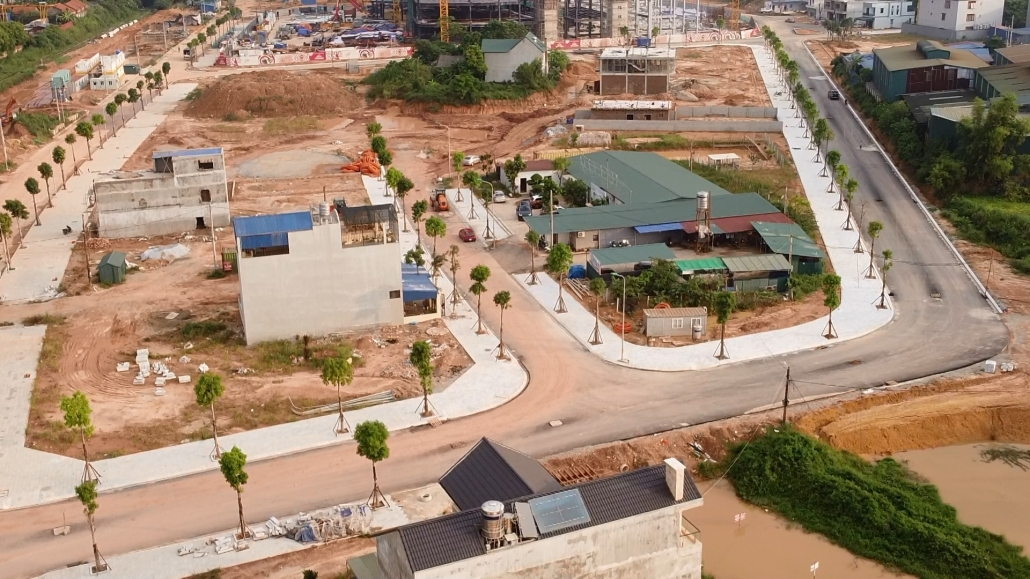 Thành phố Thái Nguyên đẩy mạnh công tác giải phóng mặt bằng Khu dân cư số 1 đường Việt Bắc