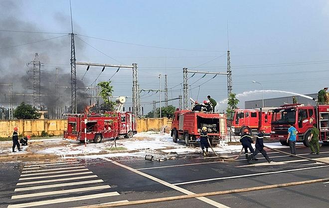 Đảm bảo công tác An toàn lao động - Phòng chống cháy nổ