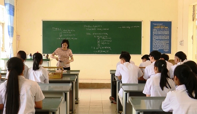 Thành phố Thái Nguyên: Trên 88% trường đạt chuẩn Quốc gia