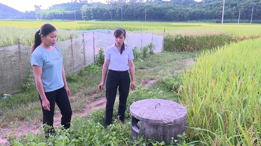 Hội nông dân xã Nam Hòa chung tay gìn giữ vệ sinh môi trường