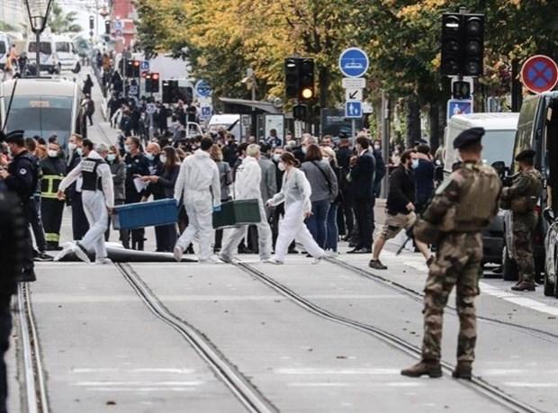 Vụ tấn công bằng dao tại Pháp: Thêm nhiều đối tượng bị bắt giữ