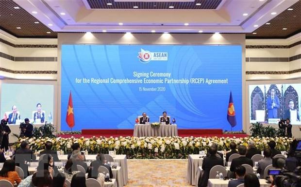 Hiệp định RCEP mở ra cơ hội mới cho doanh nghiệp Nga tại Việt Nam
