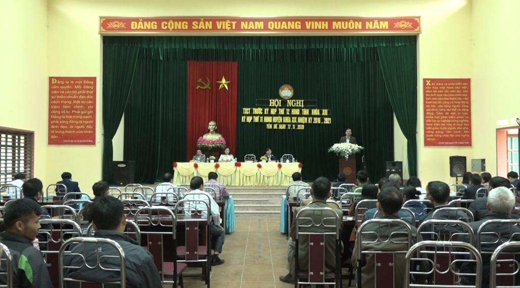 Tiếp xúc cử tri trước Kỳ họp thứ 12, HĐND tỉnh khóa XIII tại Phú Lương