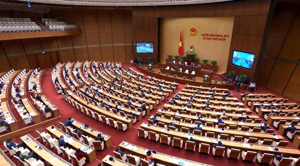 Tiếp tục khẳng định vai trò lập pháp của Đại biểu dân cử tại các phiên thảo luận tổ của Kỳ họp thứ 10, Quốc hội Khóa XIV