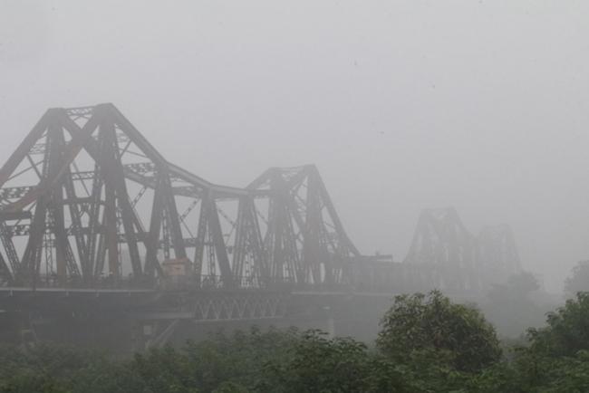 Bắc Bộ có sương mù, Trung Bộ và Nam Bộ mưa dông rải rác