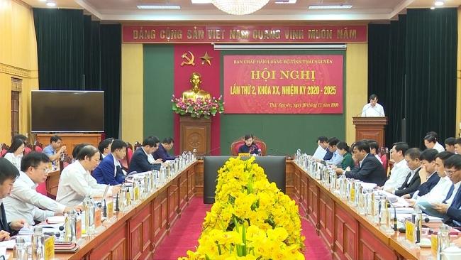 Hội nghị Ban Chấp hành Đảng bộ tỉnh lần thứ 2, khóa XX, nhiệm kỳ 2020-2025