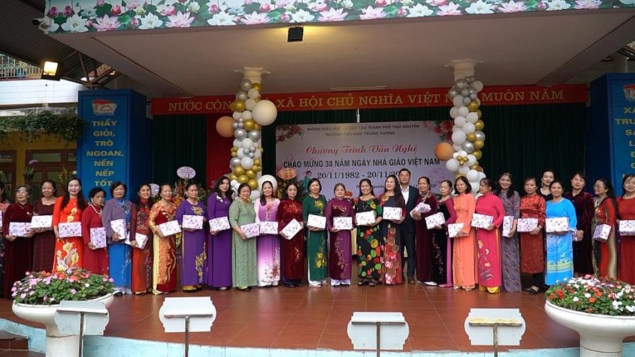 Nhiều hoạt động kỷ niệm Ngày Nhà giáo Việt Nam 20/11 (TS 20/11)