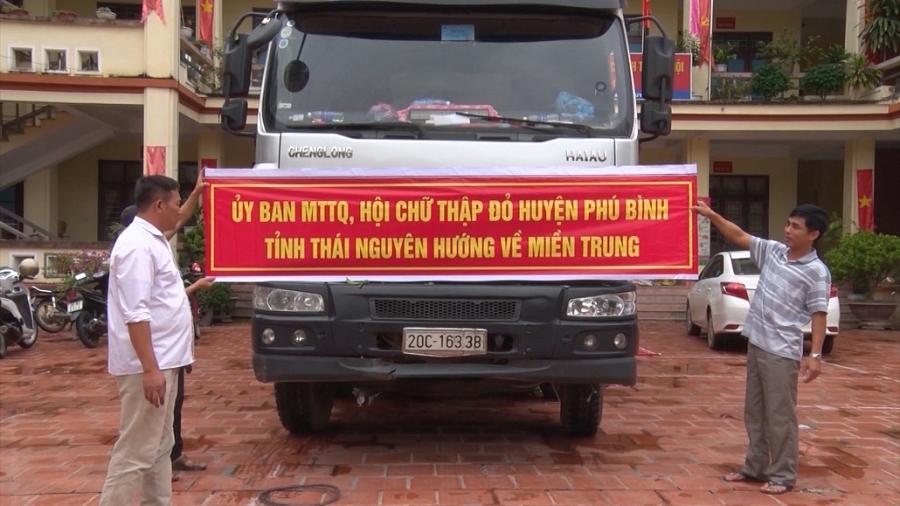 Phú Bình: Tích cực thực hiện công tác an sinh xã hội