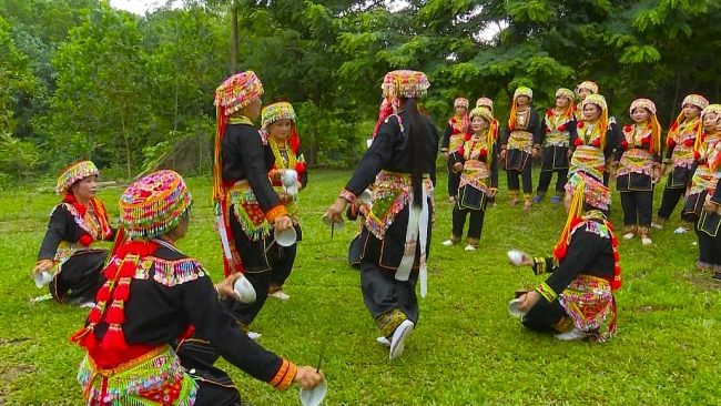 Nét văn hóa độc đáo trong trang phục của người Dao Lô-Gang ở Võ Nhai