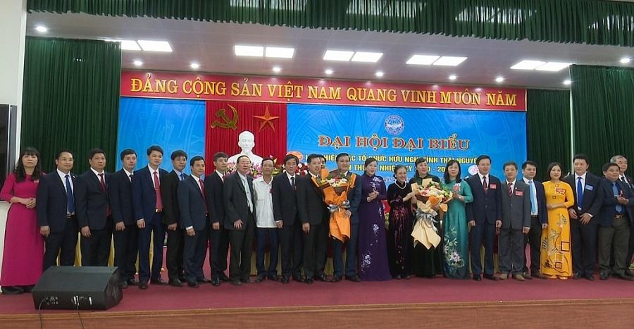 Đại hội đại biểu các tổ chức hữu nghị tỉnh Thái Nguyên lần thứ IV