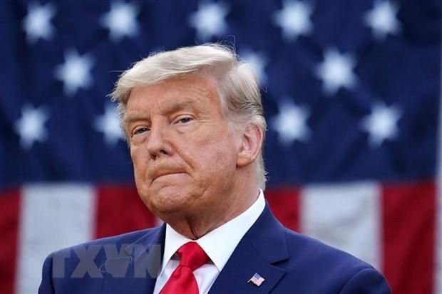 Ông Trump khẳng định sẽ rời Nhà Trắng nếu cử tri đoàn bầu ông Biden