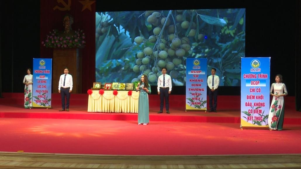 Thúc đẩy quảng bá sản phẩm OCOP tỉnh Thái Nguyên