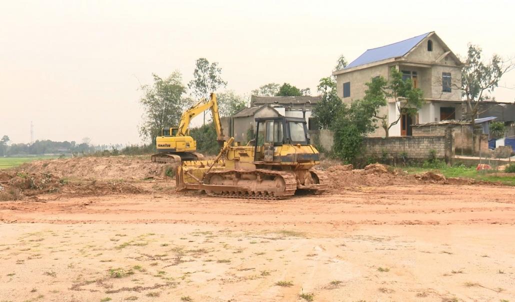 Thành phố Sông Công tập trung giải phóng mặt bằng phục vụ các dự án
