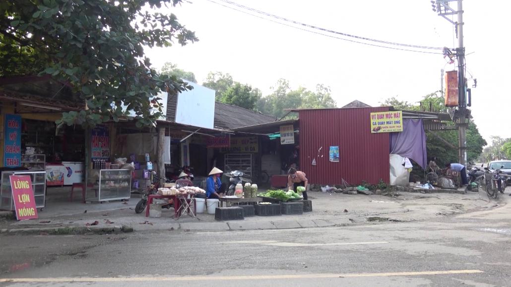 Cần quan tâm giải quyết kiến nghị của tiểu thương chợ Núi Voi, phường Chùa Hang, T.P Thái Nguyên
