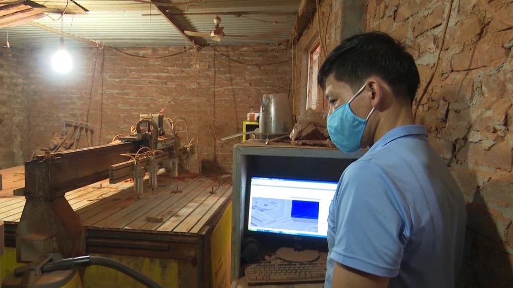 Hiện đại hóa sản xuất tại làng nghề truyền thống